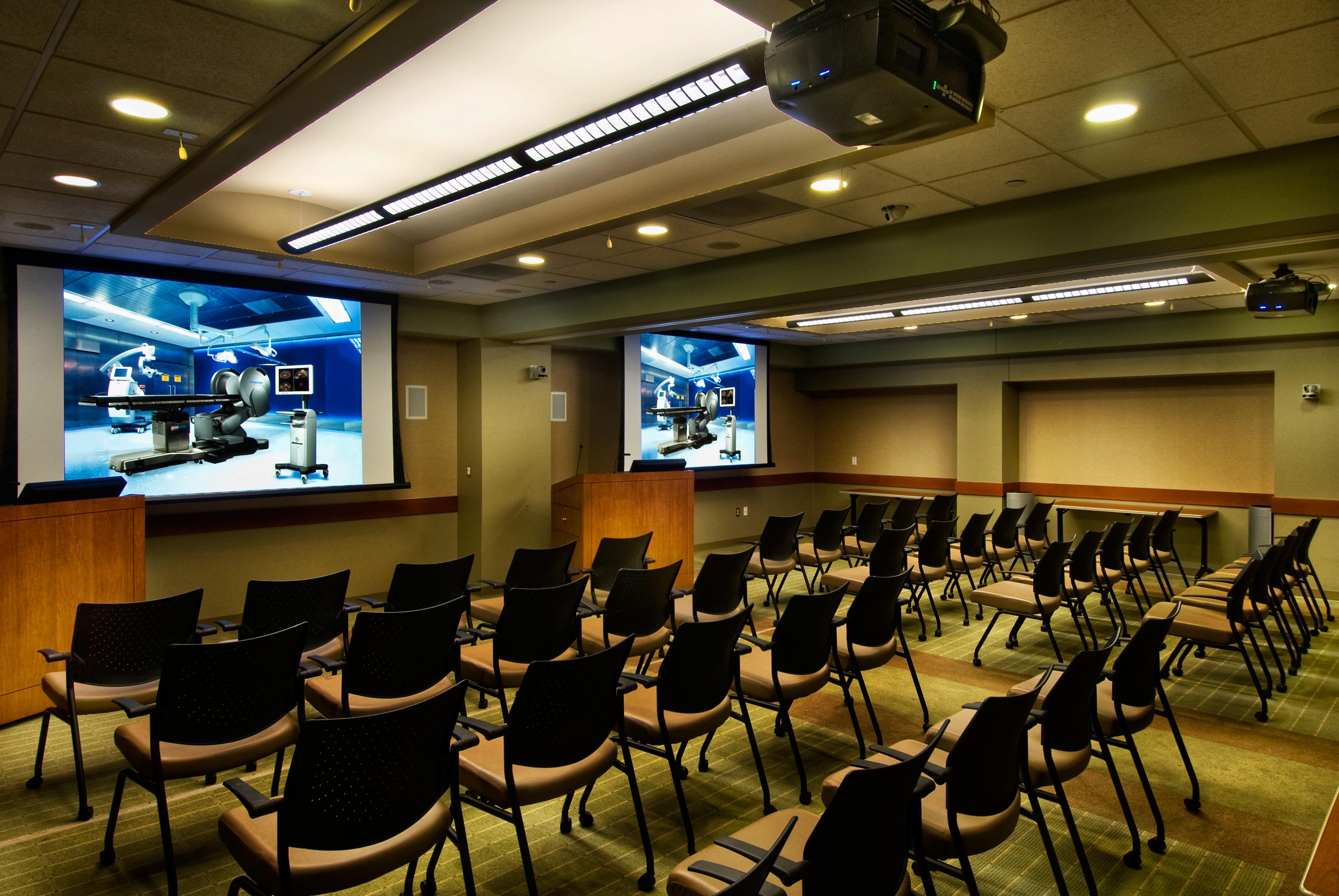 Emergency Surgery Training Facility Audio Visual Associates